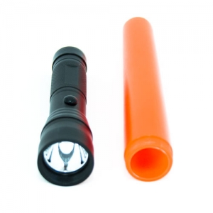 Lightsaver LS 802 Flashlight with Emergency Wand
